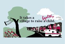 Public Health & Safety / We can create communities in which children are safe and healthy.