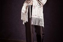 Encre de Chine / Silk capsule collection for the elegant traveler - perfect for a boho wedding