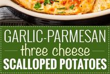 Potatoes Side Dishes