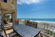 Beachfront Vacation Homes / Gulf Coast beach house rentals in Florida and Alabama