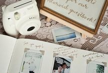 Wedding- Guest book ideas