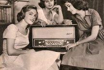 Unterhaltungselektronik der 50er Jahre