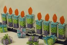 Hanukkah Candy Gifts and Ideas