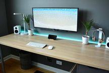 Desk PC Setups