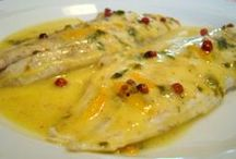ricette a base di pesce