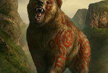Epic bears