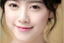 natural makeup korean style
