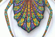 Coloring Inspirations  - Gems