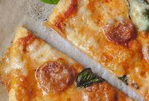 like a big pizza pie / by Roxann McFarlane