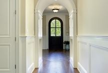 If I Need An Idea Oneday / Stairways, Fireplaces, Entries, Hallways, Laundry Rooms and all the other places in a home.