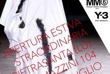 Pietrasanta / Negozio estivo