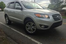 2012 Hyundai Santa Fe SE (A6) SUV For Sale at The Auto Finders Dealership in Durham NC