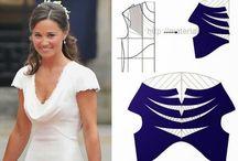 нарядные и свадебные платья