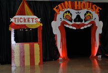 Carnival Themed party ideas