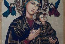 madonna / Matka Boska w obrazach