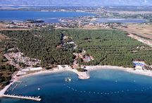 Croatia's Favourite Holiday Parks / Al Fresco Holidays offer fantastic family mobile home holidays, check out our collection of parks in Istria & the Dalmatian Coast.