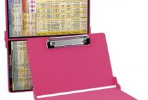Anesthesia Clipboards