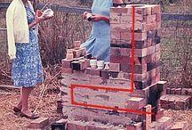 clay brick kiln