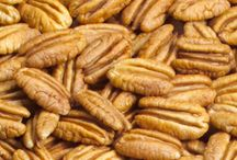 Pecans and other nuts...