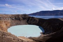 Volcanoes and Geysers! / The renowned geysers and volcanoes of the country of Iceland!