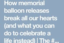 Balloon Releases .... Say No!