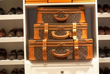 Vintage Luggage. / by Tambra Boyd