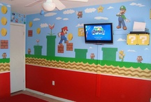 Mario Bedroom for Seanie / by I am UNABASHED