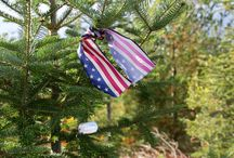 Rememberance Tree Program / Place a Dog Tag in honor of a loved one
