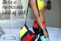 Workouts and Daily motivation / by Mavis Wiggins