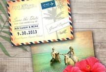 Wedding save dates, invitations, programs / by Kaytlin Honken