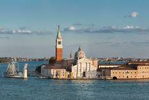 San Giorgio Maggiore Island, Venice / Homo Faber will take place in the heart of Venice, at the Fondazione Giorgio Cini is located on the island of the island of San Giorgio Maggiore.  ACROSS THE LAGOON OPPOSITE ST. MARK'S SQUARE AND PALAZZO DUCALE.