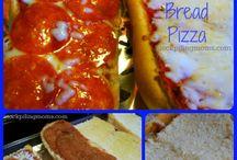 Pizza / by Maureen B