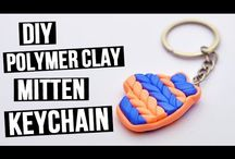 Polymer Clay Tutorials / In this tutorials you'll learn how to create beautiful things from jewelry to home decor using polymer clay. Happy Claying! #polymerclay #diytutorials #handmadecrafts