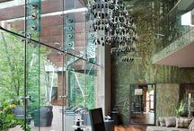 Lakás belső design