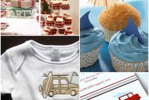 Baby Shower Ideas  / by Courtney Rogers