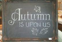 Chalkboard Love / by Stephanie Gardner Edwards