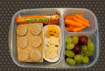 Keeping lunch exciting for the 7 year old