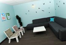Cool Offices Spaces / Os escritórios mais legais da galáxia