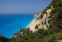 Travel to Lefkada, Greece
