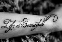 Tattoos  / by Jordan Parkinson