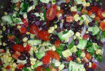Salads / by Sheila Burnham