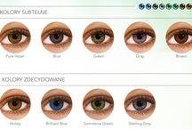Przez oko / Wszystko co związane z oczami