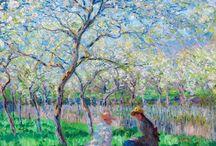 Impressionism - Olivia Cho