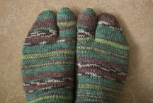geisha split toe socks