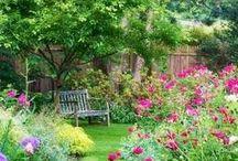 Jardines hermosos