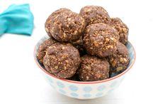 Healthy Snacks by The Flexitarian / Vegetarian & Vegan Healthy Snacks