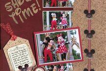 Scrapbook Disney