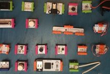LittleBits (MakerSpace) / by Teen Librarian's Toolbox
