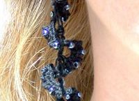 Crochet - Jewelry / by Laura Hubbell