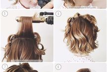 waves hairstyle tutorial